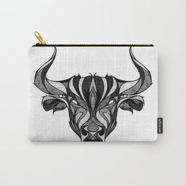 Signs of the Zodiac - Taurus Carry-All Pouch