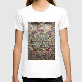 wheel of life T-Shirt