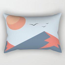 Mount Ararat Rectangular Pillow