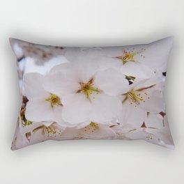 The Cherry Blossom Rectangular Pillow