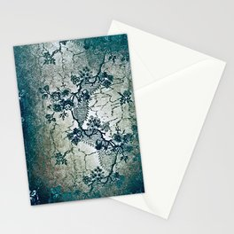 Gothic wall Stationery Cards