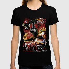 Tokusatsu Assemble's COLOR T-shirt