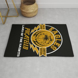 Eagles pocatello one of a kind limited edition funny Rug