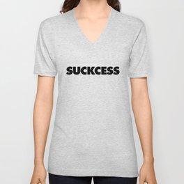 Suckcess Unisex V-Neck