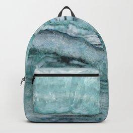 Mystic Stone Aqua Teal Backpack