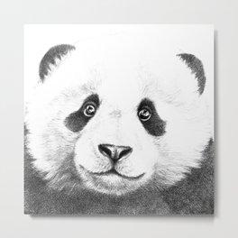 Giant  Panda G100 Metal Print