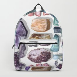 I Like Crystals Backpack