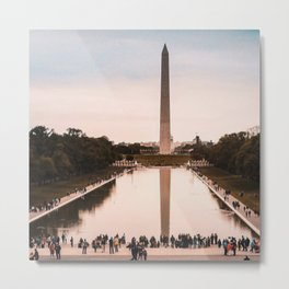 Washington DC View 2 Metal Print