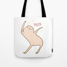 Honest Blob Says No Tote Bag