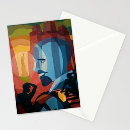 WEB Du Bois Stationery Cards