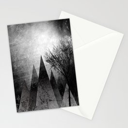 TREES VIII Portrait Stationery Cards