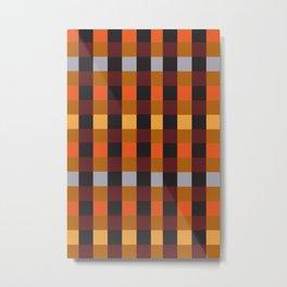 Lumberjack 1 Metal Print