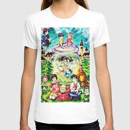 Jiji from Kiki's T-shirt