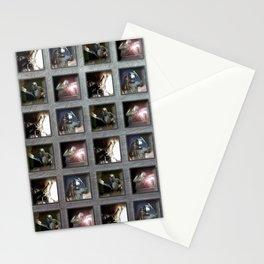 Welding Pattern Stationery Cards