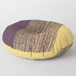 Potent Purple & Beach Ball Floor Pillow