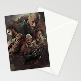 Warriors Heart Stationery Cards