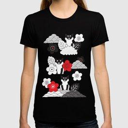 Japanese Shibainu. T-shirt
