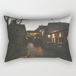 Ashton Lane, Glasgow, Scotland Rectangular Pillow