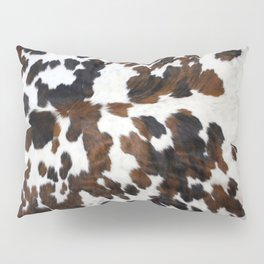 Cowhide Pillow Sham