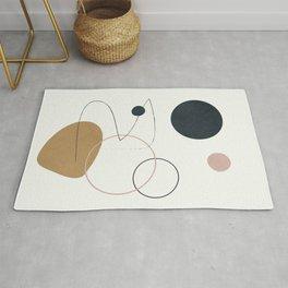 Abstract Minimal Art 33 Rug