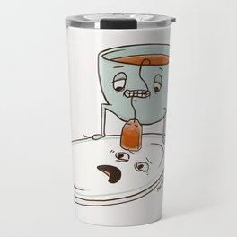 Tea Baggin' Travel Mug