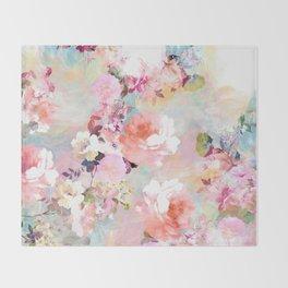 Love of a Flower Decke