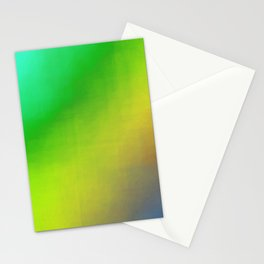 Multicolored Tie dyeing Stationery Cards
