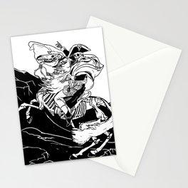 Marengo Skeleton Stationery Cards