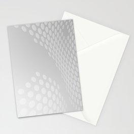 Nano abstract art Stationery Cards