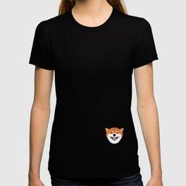 Shiba Inu Decal T-shirt