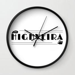 Highveira Wall Clock