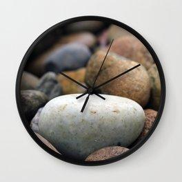 A Little Rocky Wall Clock