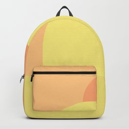 Sun in the haystack Backpack