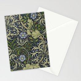 William Morris Seaweed Pattern Stationery Cards