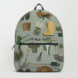 Garden Tools Backpack