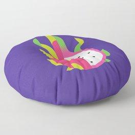 Fruit: Dragon Fruit Floor Pillow
