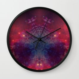 LACTEA WORLD 2 Wall Clock