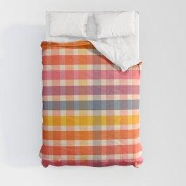 Cute Rainbow Pattern Comforters