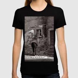"HEADLESS Phantom of Sardinia ""VACANCY"" zine T-shirt"
