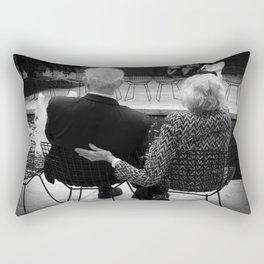 New York Love Story Rectangular Pillow