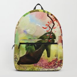 Lucky High Heels Backpack
