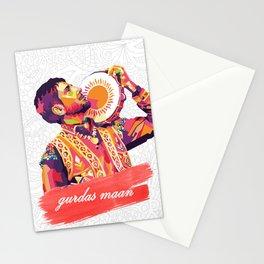 Gurdas Maan Stationery Cards