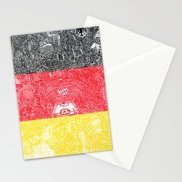 Made In Germany Stationery Cards