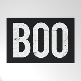Boo Welcome Mat