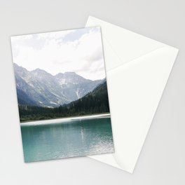 Beautiful lake in Austria | Jägersee | Europe | Turquoise water | Mountains | Travel Photography | Art Print Stationery Cards