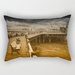 Brighton Grand Boardwalk Rectangular Pillow