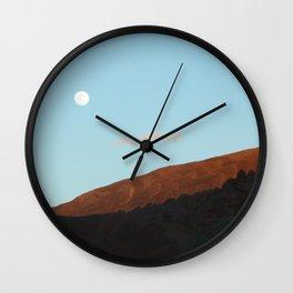 un jour au Maroc Wall Clock