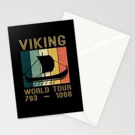 Viking World Tour Vikings Ship Thor Stationery Cards