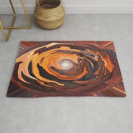 The Sleeping Eye Rug
