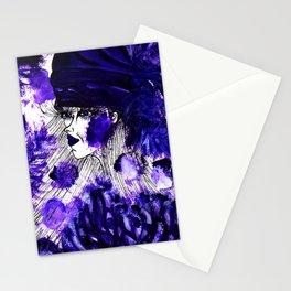 PERDIDA EN LAS PLUMAS Stationery Cards